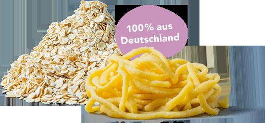 100% aus Deutschland